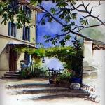 aquarelle Lucie Riolland