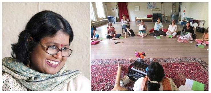Lakshmi stage aout17 montage