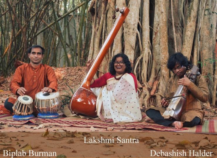Lakshmi Santra Trio 2019